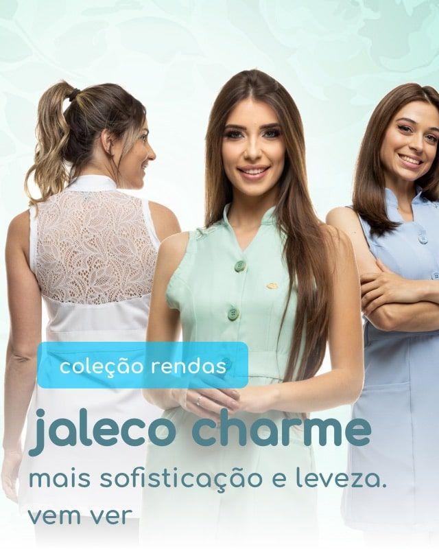 Jaleco Charme