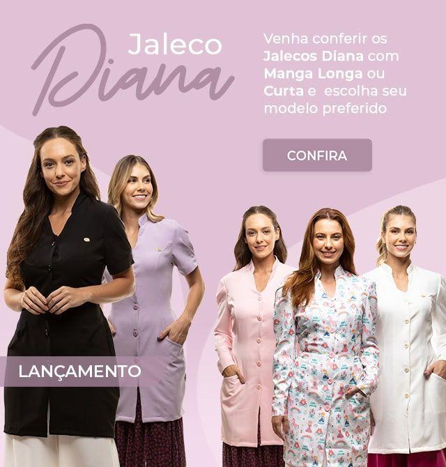 Jaleco Diana