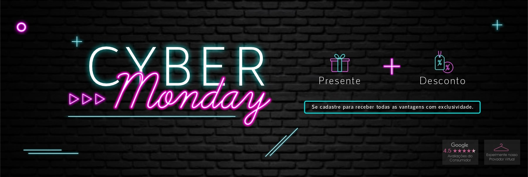 Banner Cyber Monday