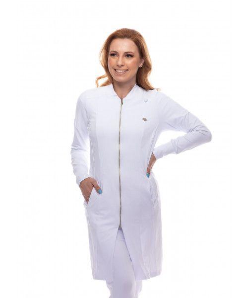 Jaleco Feminino Dynamic Branco
