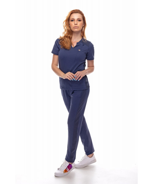 Pijama Cirúrgico Dynamic Marinho
