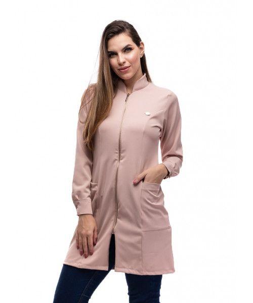 Jaleco Feminino Trend Rosé