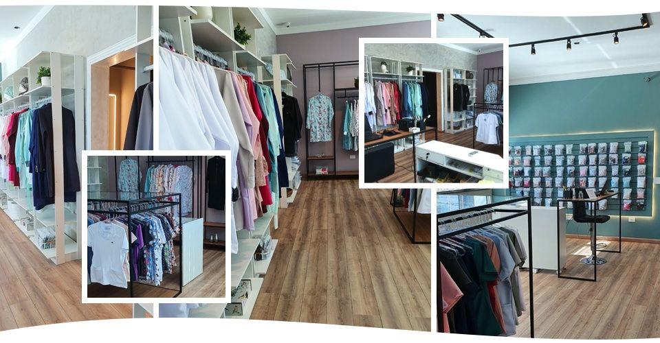 Empório Craft - Jalecos, Toucas e Gorros com muito estilo e variedade